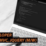 Software Developer C#.NET, Asp.Net MVC, JQuery (m/w)